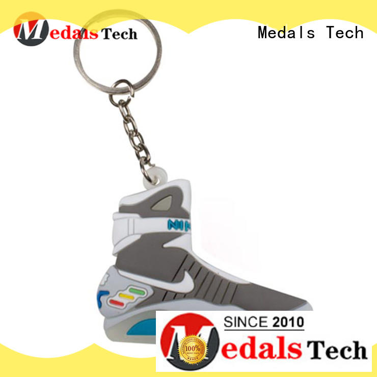 casting custom logo keychains printing from China for add on sale