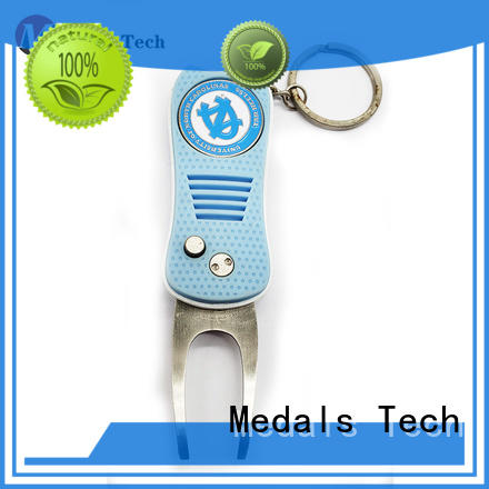 Medals Tech vintage divot repair tool factory for woman