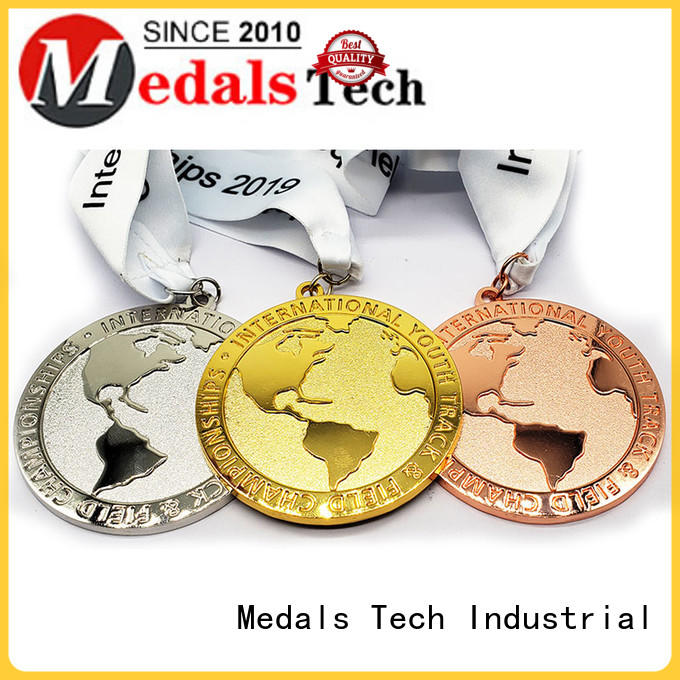 Medals Tech gold running finisher medals supplier for kids