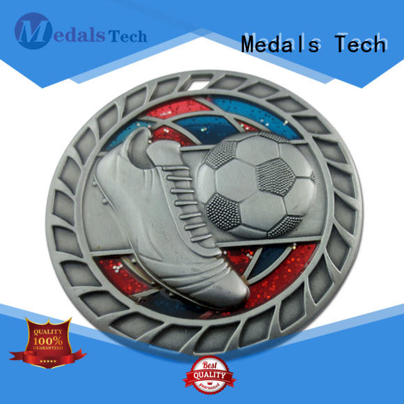 Medals Tech shiny challenge coin design factory price for add on sale