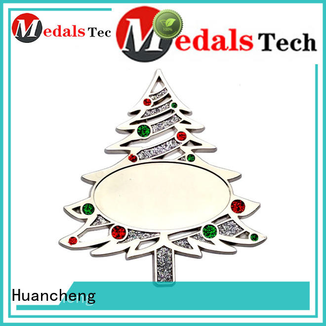 metal gift items Synthetic Enamel tag novelty Huancheng Brand
