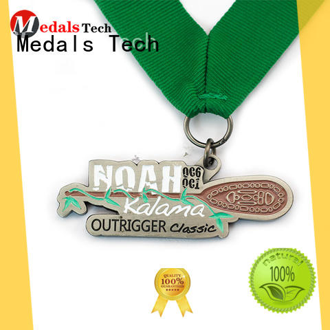 Medals Tech filled custom medals supplier for commercial