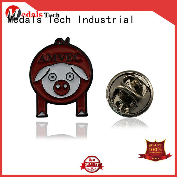 Medals Tech sale cool lapel pins design for add on sale