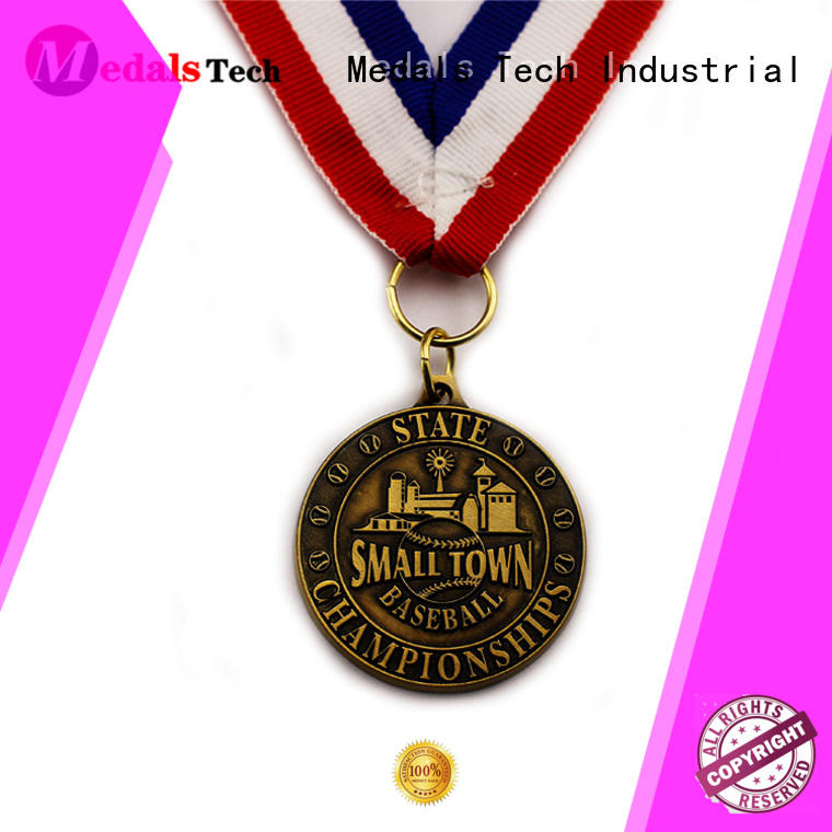 Medals Tech spinning running metals personalized for adults
