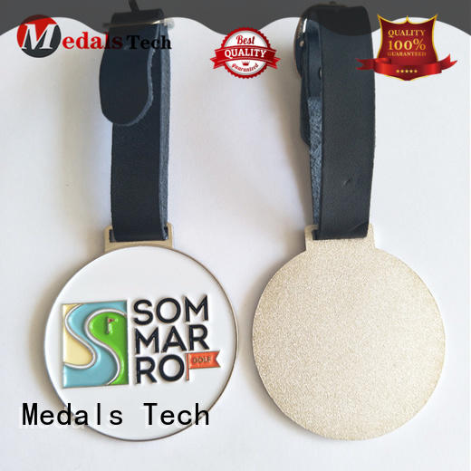 embossed golf luggage tags customized for add on sale Medals Tech