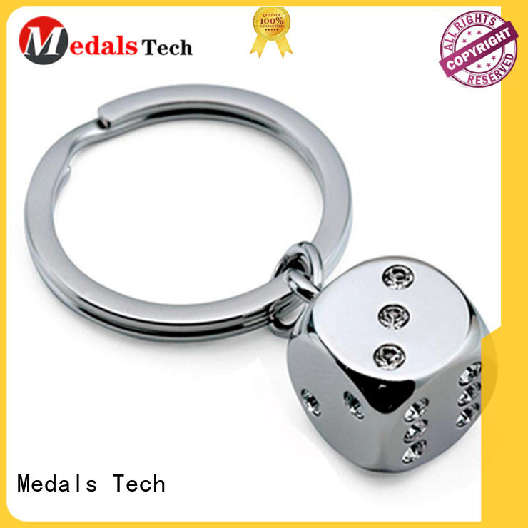 plated name keychains hard customized for man