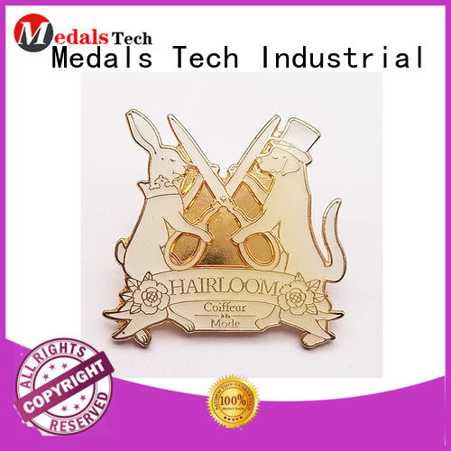 Medals Tech badges cool lapel pins design for adults