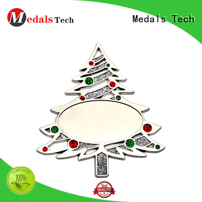 metal gift of metal tree for decoration Medals Tech