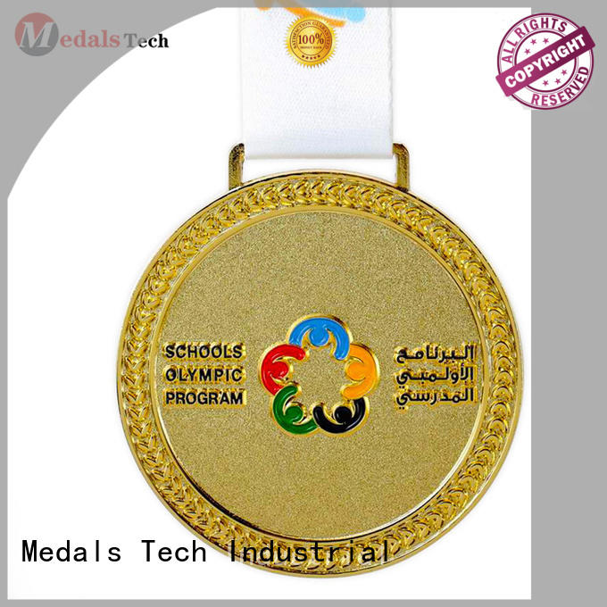 Medals Tech die casting custom marathon medals personalized for commercial