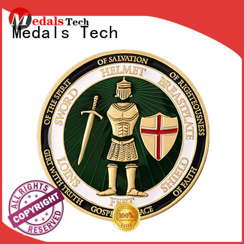 Medals Tech presidential unit challenge coins factory price for kids
