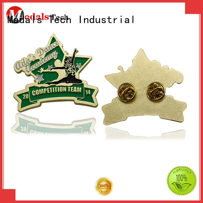 Medals Tech epoxy suit lapel pins inquire now for man