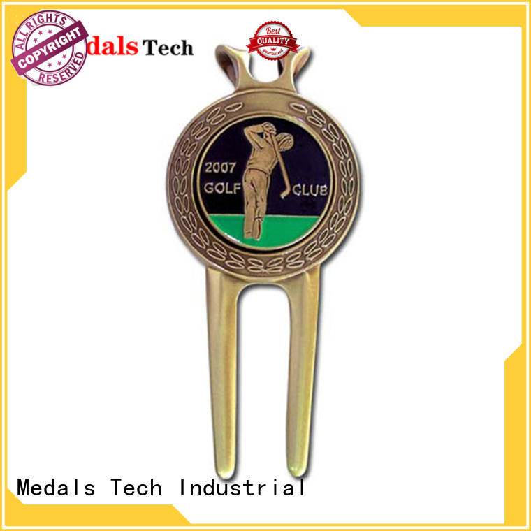 Medals Tech quality divot repair tool with good price for man