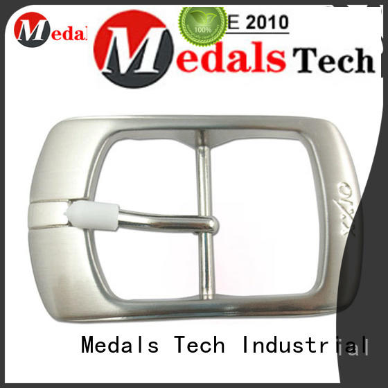 Medals Tech quality silver belt buckles personalized for household