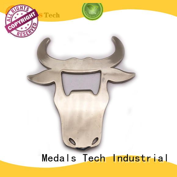 Medals Tech enamel bulk bottle openers customized for add on sale