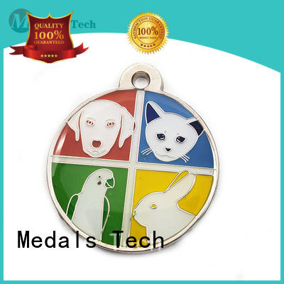 metal collar dog tags for pets pets series for add on sale