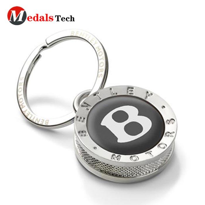 Medals Tech casting cool keychains for guys manufacturer for add on sale-3