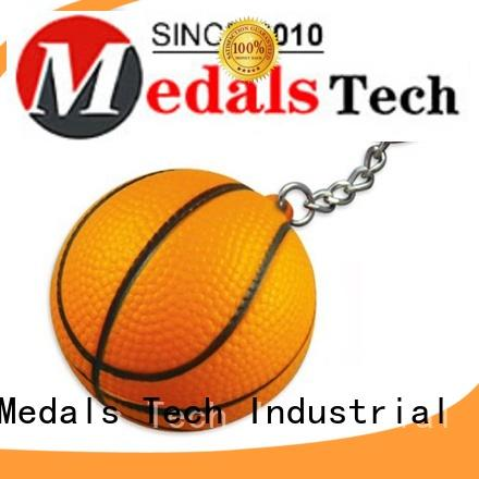 Medals Tech double keychain supplies from China for add on sale