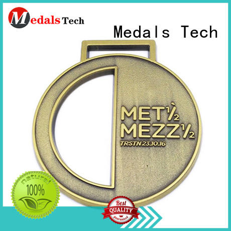Medals Tech running the gold medal factory price for adults