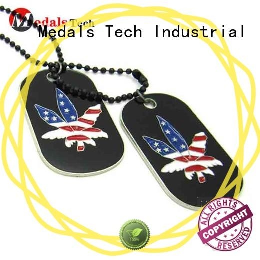 Medals Tech selling military dog tags for pets from China for man