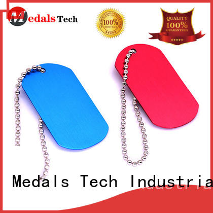 Medals Tech metal large dog tags for pets from China for adults