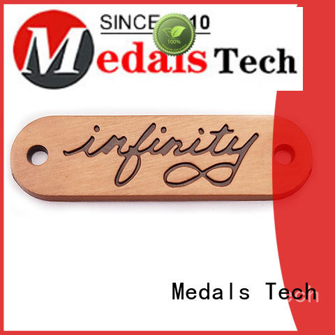 Medals Tech beautiful silver name plate with good price for add on sale