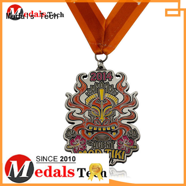 Medals Tech fashion best running medals supplier for add on sale