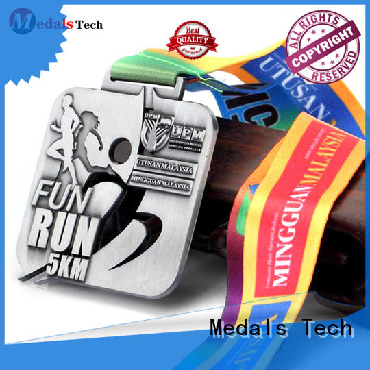 Medals Tech kids custom medals factory price for commercial