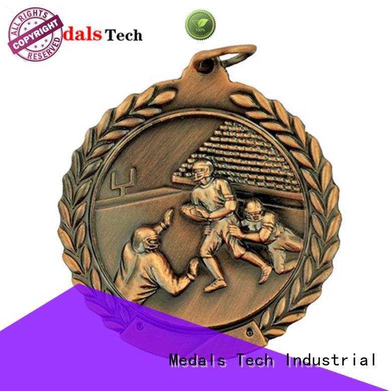 Medals Tech silver medal supplier for kids