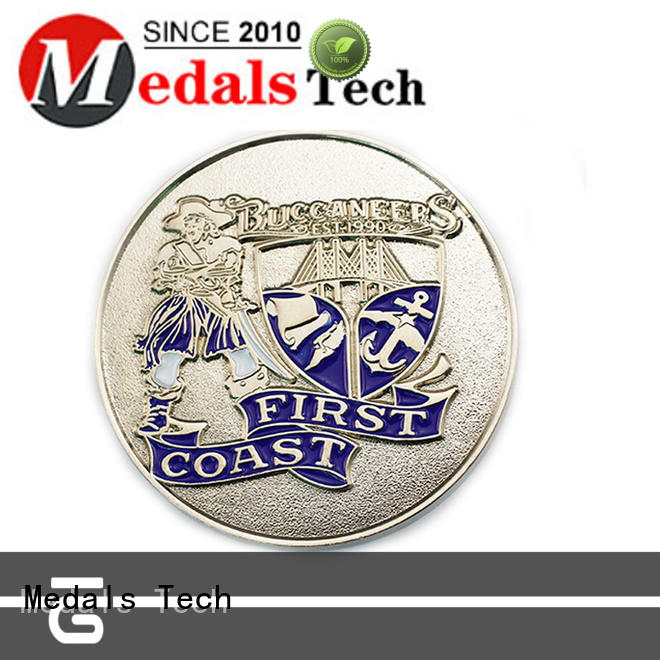 Medals Tech shinny sport challenge coins factory price for collection