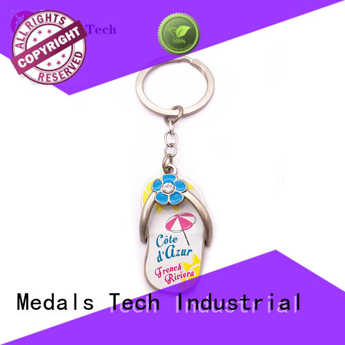 Medals Tech antique keychain supplies series for man