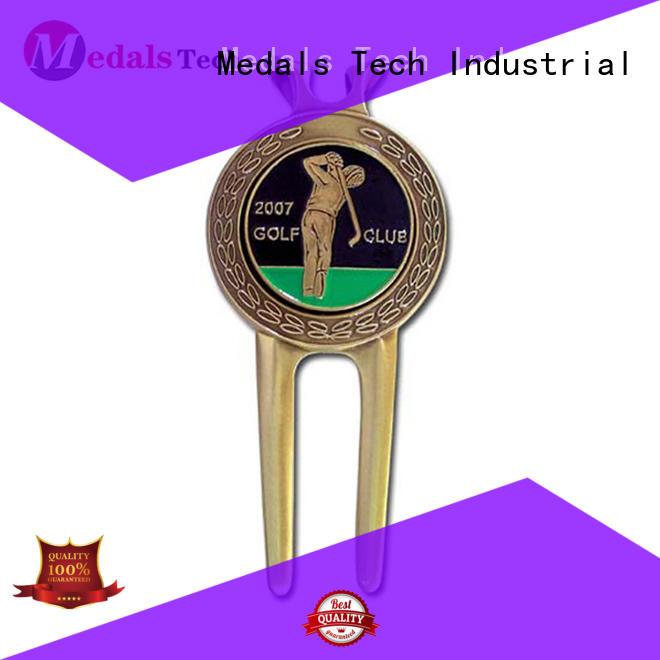 metal golf divot repair tool metal design for woman