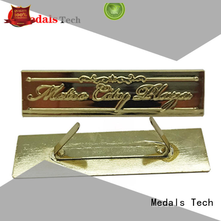 top quality silver name plate plating with good price for add on sale