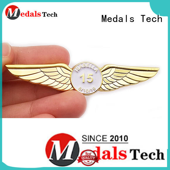 quality custom lapel pins cheap event with good price for adults