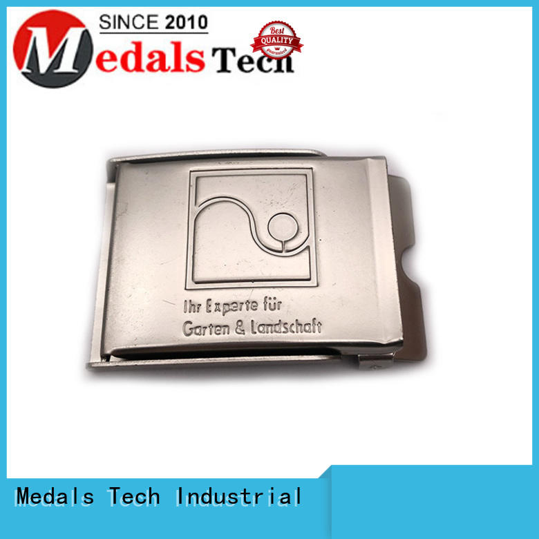 Medals Tech military mens western belt buckles wholesale for household