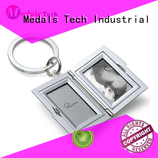 plated name keychains promotional customized for add on sale
