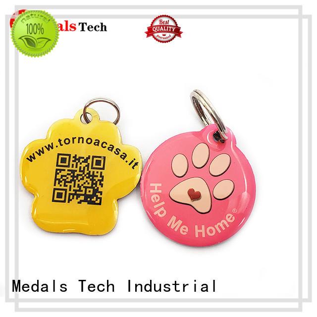 shinny Dog tag series for man