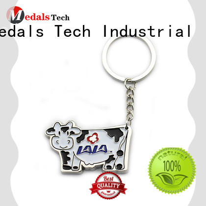 Medals Tech antique novelty keyrings directly sale for souvenir
