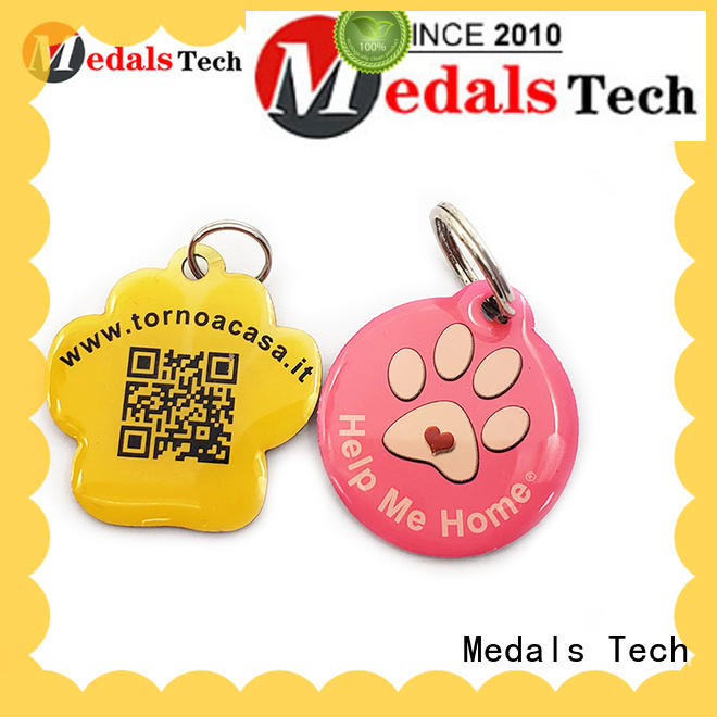 metal personalized dog id tags letter directly sale for boys