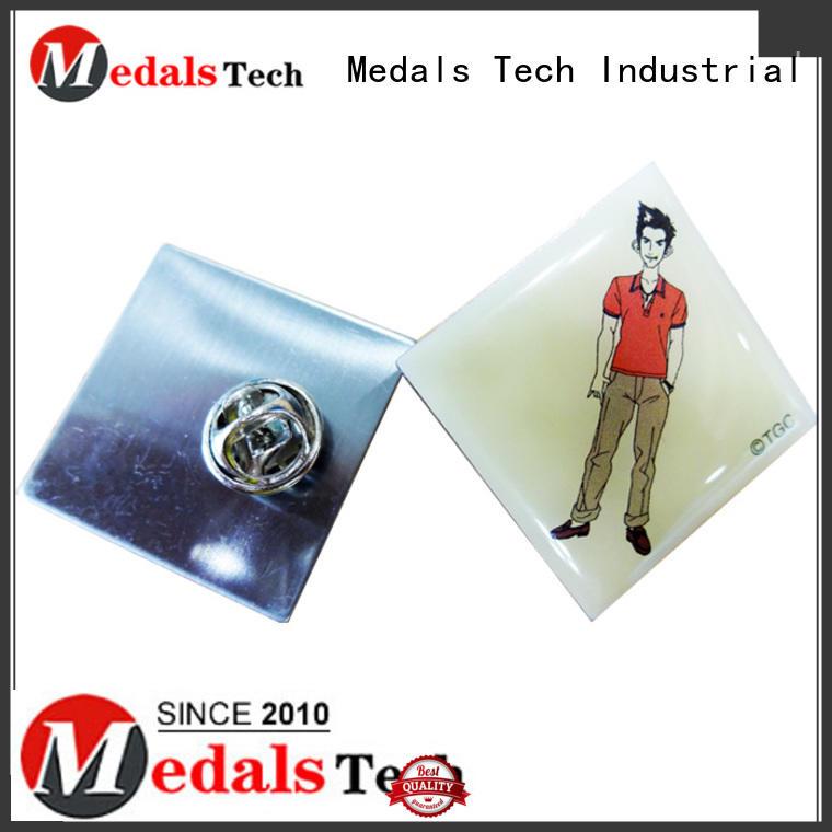 Medals Tech quality suit lapel pins design for adults