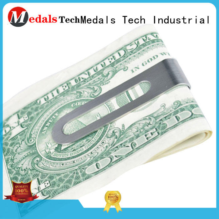 plating hinged money clips for sale promotion with good price for add on sale