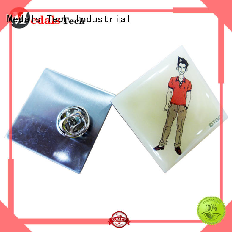 gifts mens lapel pin image for adults Medals Tech