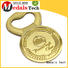 Medals Tech shinny personalized beer bottle opener for add on sale