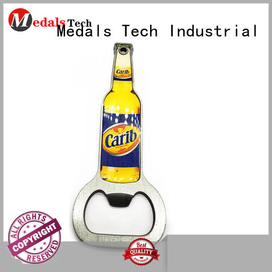 Medals Tech engraved beer bottle openers directly sale for household