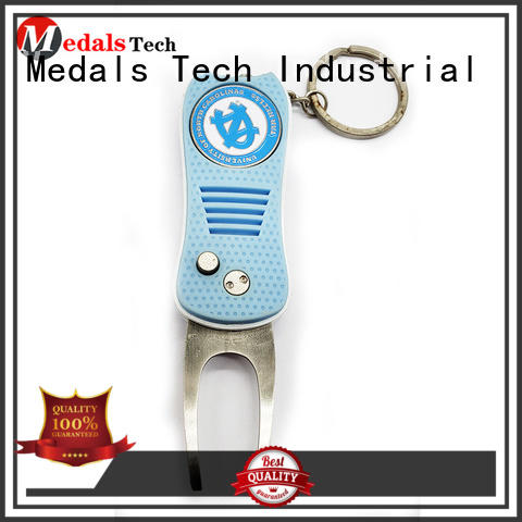 Medals Tech metal divot repair tool design for adults