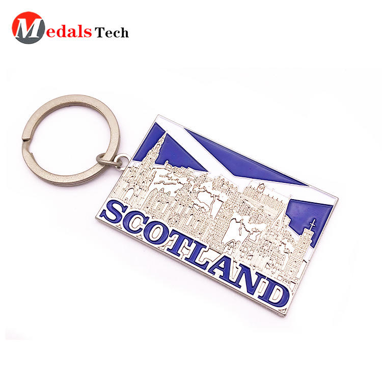 Medals Tech shoe name keychains customized for add on sale-1
