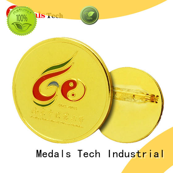 Medals Tech low quality lapel pins factory for add on sale
