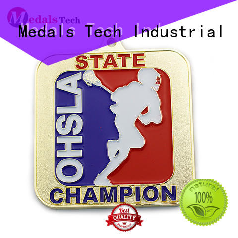 Medals Tech hollow silver medal supplier for adults