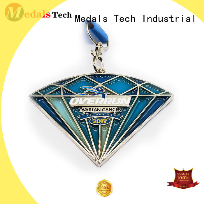 Medals Tech round the gold medal wholesale for add on sale