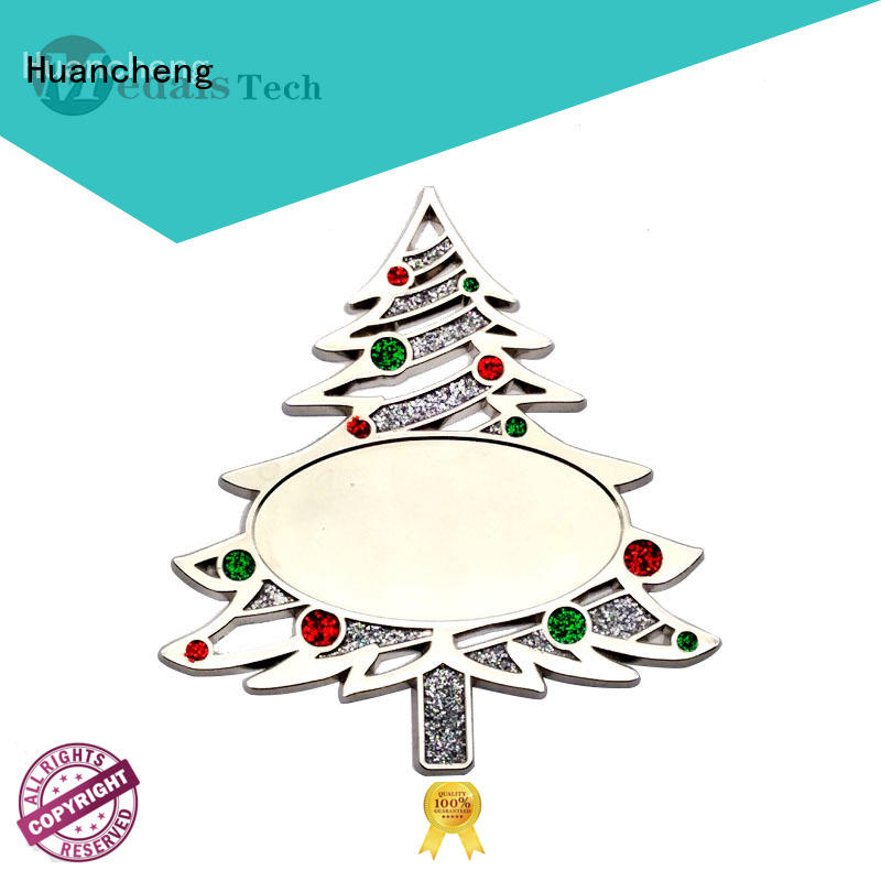 tree Soft enamel metal gifts novelty Huancheng Brand company