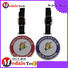 Medals Tech strap bag tag golf customized for adults